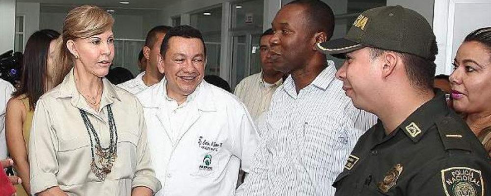 El Isaías Duarte Cancino  ahora puede operar y  recibir urgencias